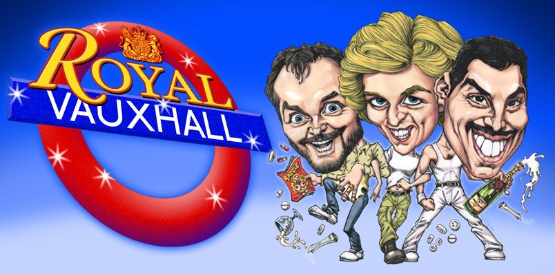 ROYAL VAUXHALL – THE MOVIE